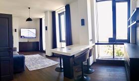 новая, стильная квартира в жк Башня Чкалов-(№1-625)