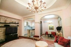 3х ком квартира в клубном доме, Азарова(№3-800)