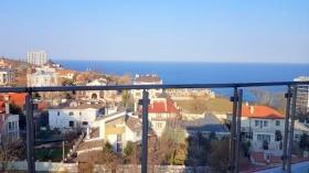 новая дизайнерская 2х ком квартира в жк Санторини(№1-474)