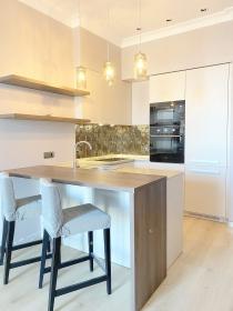 новая, видовая квартира в жк Миконос, 10 Фонтана(№1-667)