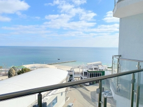 новая 2х ком квартира с видом на море, Миконос-(2-860)