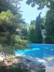 Дом на лето, 10 Фонтана(№589)-бассейн