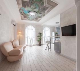 Стильная 1 ком квартира в центре города(№1-157)