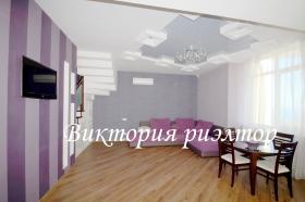 3х комнатная квартира с террасой на Фр Бульваре(№3-17)