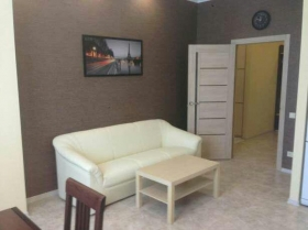 Двуспальная квартира на Фр. Бульваре, дома Стикона(№3-809)
