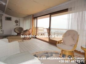 Фонтан, элитный дом в яхт-клубе, первая линия от моря (№171)
